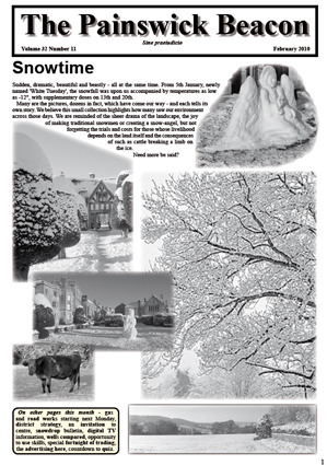 Painswick Beacon February 2010 Edition