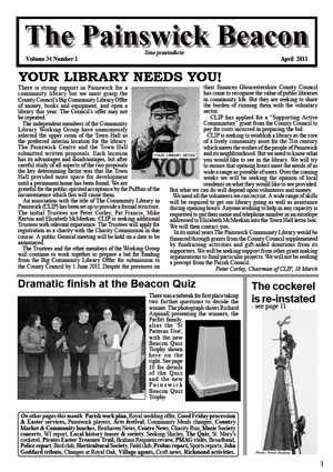 Painswick Beacon April 2011 Edition