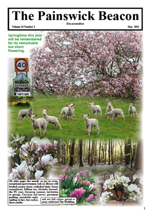 Painswick Beacon May 2011 Edition