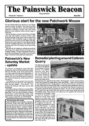 Painswick Beacon May 2013 Edition