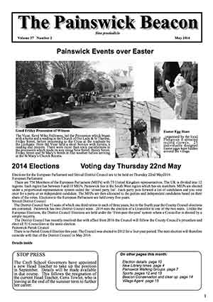 Painswick Beacon May 2014 Edition