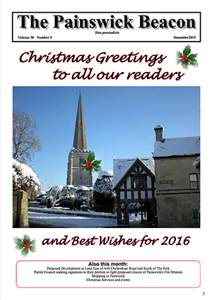 Painswick Beacon December 2015 Edition