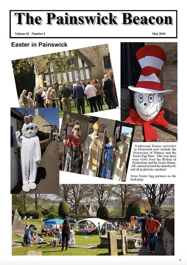 Painswick Beacon May 2019 Edition