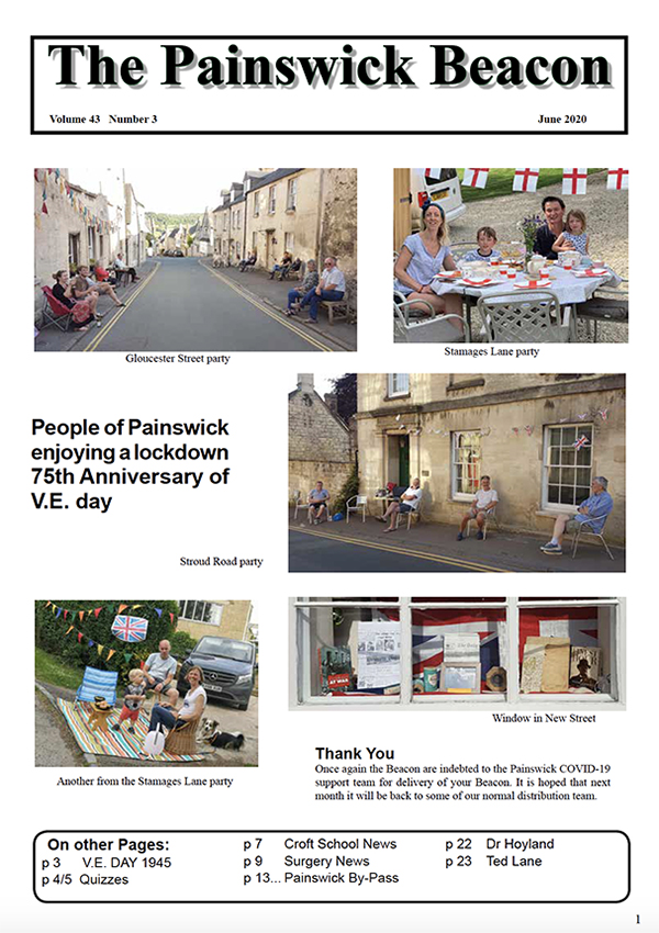 Painswick Beacon June 2020 Edition