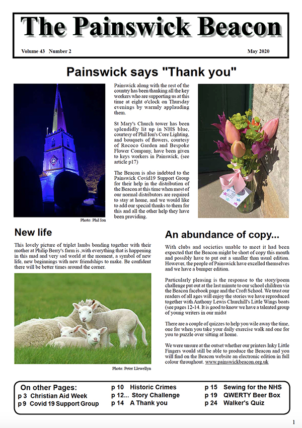Painswick Beacon May 2020 Edition