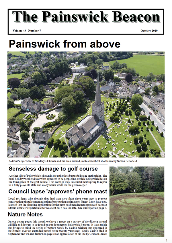 Painswick Beacon October 2020 Edition