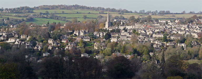 Painswick Village Photo
